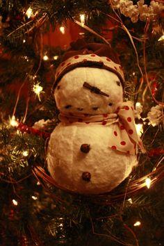 Batting snowman - jmw2013