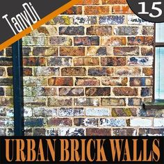 Urban Brick Wall Backgrounds | Creative Graphic Resources