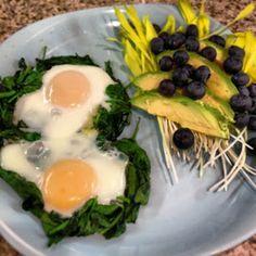 Sooo Paleo: Breakfast egg nest, nest egg