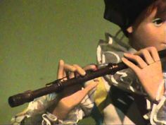 flute, musical instruments, daughter