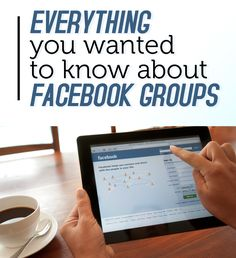 Facebook Groups can be a powerful tool.  Here's how to get started.