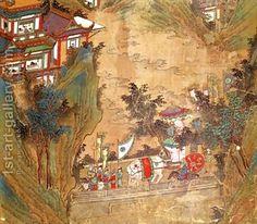 Sixun Li:Landscape Tang Dynasty