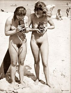 Nudists and their Hasselblads.