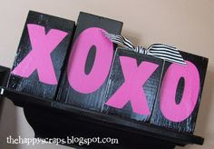 The Happy Scraps: Valentine's Day Project Round-up