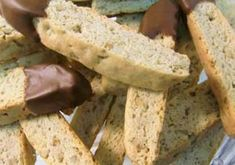 Gluten Free Biscotti – Like the Real Thing!
