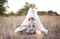 DIY Tutorial: Ruffle TeePee » Confessions of a Prop Junkie
