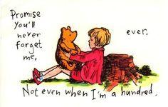 I ♥ Christopher Robin & Pooh.