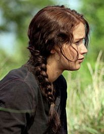 Katniss braid!
