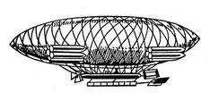 airship, fairi toy, steampunk printabl