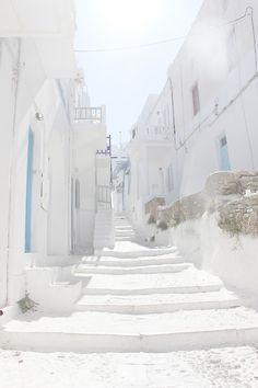 Greek White and Sun