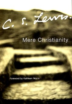 One of my go-to books for strong Christian theology and inspiration. C.S. Lewis is brilliant!