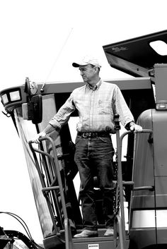 Kansas Wheat Farmer, Ken Wood - @Regan Parks Parks Parks Jones, RD