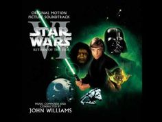 Star Wars Episode VI Soundtrack - Leia's News/Light of the Force Processional?