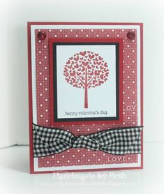 Tree of Hearts... by bigsky - Cards and Paper Crafts at Splitcoaststampers