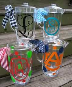 Personalized pitcher
