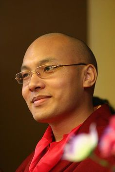 From the time we open our eyes in the morning until we sleep at night, if we can pass the whole day with a kind-hearted mind and cheerful face, on good terms with people and talking pleasantly to them, our mind will be relaxed when we go to sleep at night.     - The 17th Karmapa Ogyen Trinley Dorje