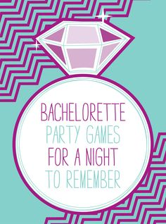 Bachelorette party games for a night to remember! From scavenger hunts to quiz the groom, these games will have you cracking up.