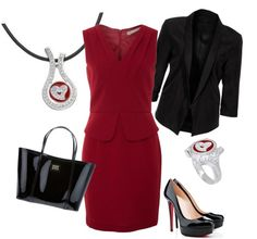 """Heart's Desire"" by jewelpop on Polyvore"