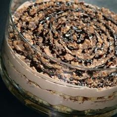 """Tiramisu Toffee Dessert 