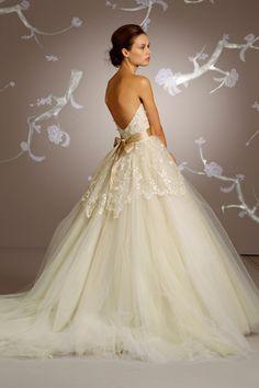 Champagne Dress..