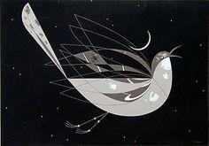 Mockingbird - charley harper