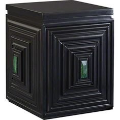 Baker Furniture : Jade Accent Table - 9167 : New Products : Browse Products