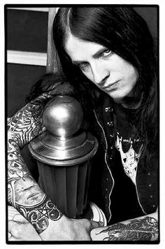 Shagrath from Dimmu Borgir