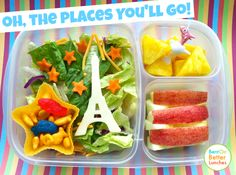 Oh, The Places You'll Go! Dr. Seuss Lunchbox