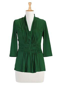 women fashion, woman fashion, blous, emerald city, knit tops, short sleev, sleev top, women short, tunic tops