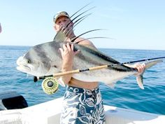 Rooster fish on pinterest roosters fly fishing and fish for Rooster fish cabo