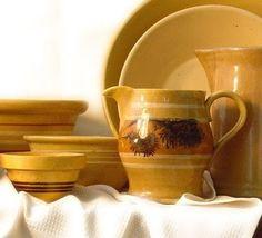 Yellow ware - Ross Sveback - Elevating the Everyday