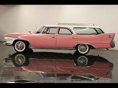 1960 Plymouth Fury Sport Suburban wagon 2