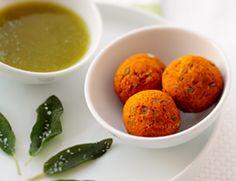 Mini Pumpkin-Sage Balls Recipe | Vegetarian Times
