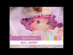 DetallesMagicos con MimiLuna Pintura en Tela