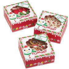 Yummy Medium Treat Box Kit by Wilton 415-0351