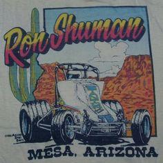 Ron Shuman T-Shirt ron shuman, vintag tshirt, shuman tshirt