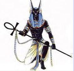 Anubis (Egyptian god)