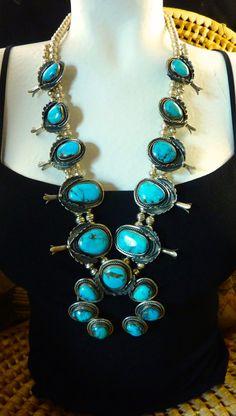 272 g Vintage Navajo Sterling Silver by PoohsCornerOTheWorld