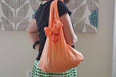 tshirt purse