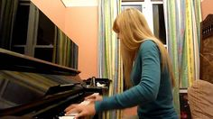 Lara plays 'Part of Your World' from The Little Mermaid on piano