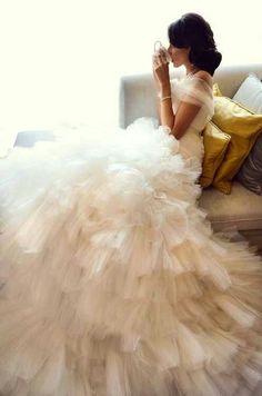 Vintage Dior Couture.