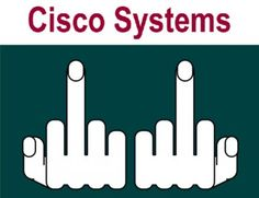 Sécurité : Cisco, go home !