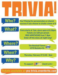 Trivia night invitation template invitationswedd trivia night invitation template google search stopboris Gallery
