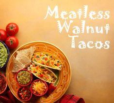 walnut tacos (vegetarian)