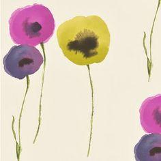 watercolor poppy print | sanderson