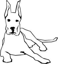draw art, art vector, dog sketch, doggi art, simpl draw, art shape, dog art, simpl art, dog simpl
