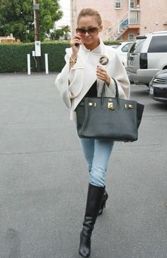Nicole Richie's Best Outfits - candid pics