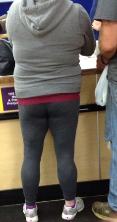 Example: Leggings (or in this case, tights) are not pants.