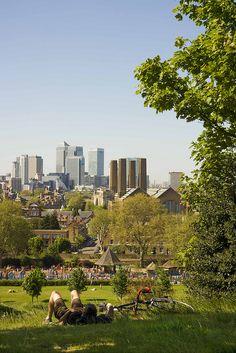 London - Greenwich Park