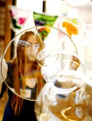 The 2012 World Alternative Games will also hold a bubble blowing competition as part of its Aug. 24 Twinning Day sporting events.